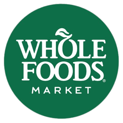 Debut Development customers products sold at Whole Foods logo